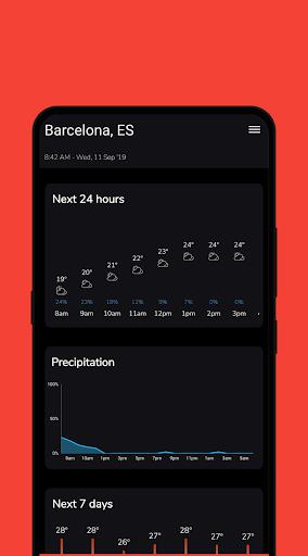 Clean Weather 2.5.17 screenshots 3
