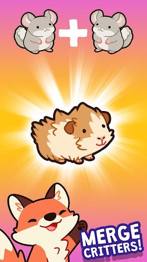 Merge Meadow - Meilleur jeu de fusion d'animaux  captures d'écran 1