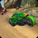 Sci Fi Bike Hill Racer 2017 icon