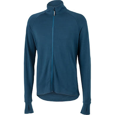 Surly Merino Long Sleeve Jersey - Navy