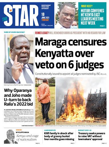 The News Brief: Why Oparanya, Joho made U-turn to back Raila's 2022 bid