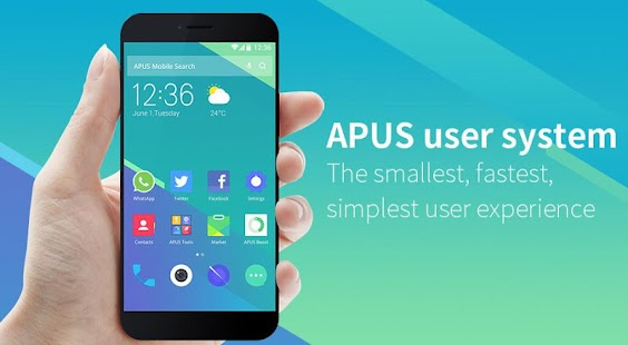 APUS Launcher-Small,Fast,Boost- screenshot thumbnail