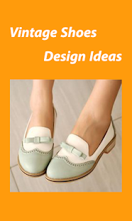 Vintage Shoes Design Ideas - náhled