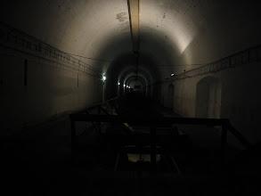 Photo: Tunel ciągnie się przez 380 m.
