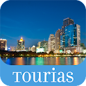 Bangkok Travel Guide - Tourias icon
