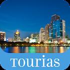Bangkok Travel Guide - Tourias icon