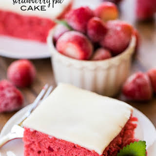 Strawberry Pie Filling Cake Recipes.