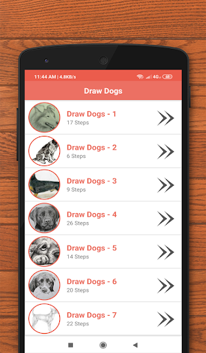 How to Draw Dogs 3.0 screenshots 1