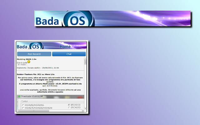 Bada OS Forum