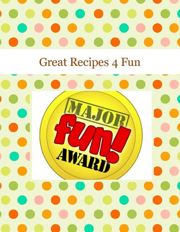 Great Recipes 4 Fun