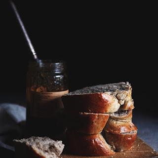 Black Sesame Bread.