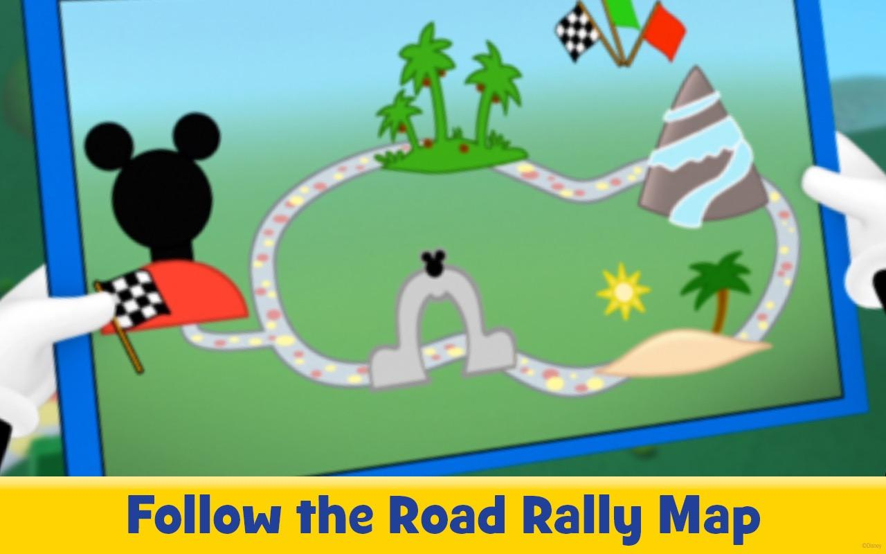 Appisodes: Road Rally- screenshot