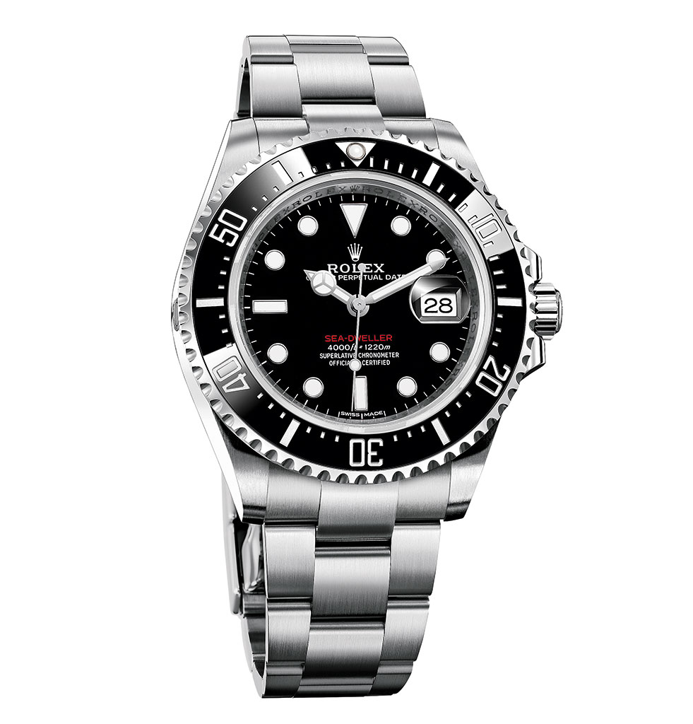 Rolex Sea-Dweller DeepSea 126600.