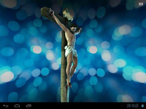 3D Jesus Christ Live Wallpaper Screenshot 11