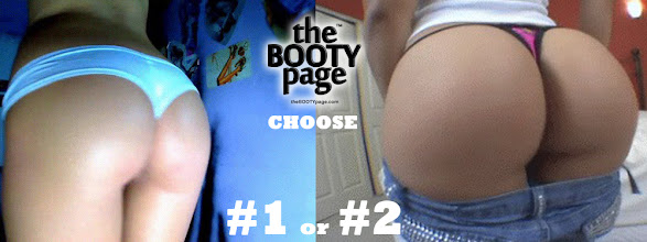 Photo: Faced with some bigass choices, hmmmm... bit.ly/bootyshots