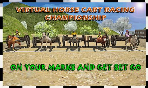 馬カート:レーシングチャンピオン