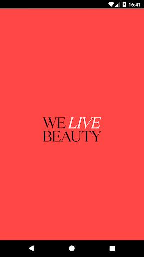 WE LIVE BEAUTY 1.3 app download 2