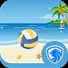 AppLock Theme - Volleyball