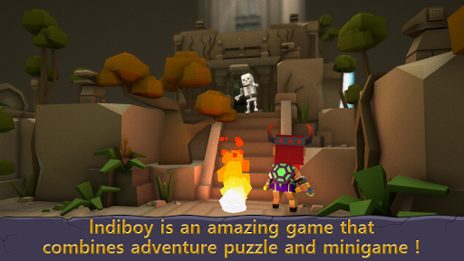 IndiBoy - A dizzy treasure hunter apkpoly screenshots 17