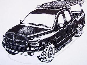 ラム トラック  SLT V8HEMIのカスタム事例画像 吉田重工業さんの2020年11月13日20:01の投稿