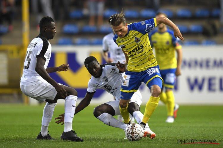 """L'ancien talent d'Anderlecht Foulon (19 ans) a été titularisé par Ferrera: """"Ce système me convient"""""""