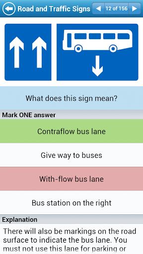 UK Driving Theory Test Lite screenshot 6