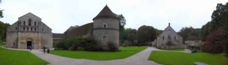 Photo: Abbaye de Fontenay