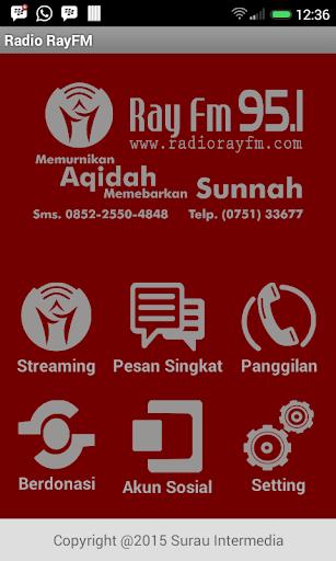 Radio Ray FM Padang