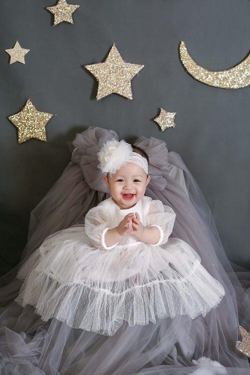 6 modele pięknych sukienek wizytowe dla dziewczynek rozmiar 80 na specjalne okazje - Sklep internetowy - 5