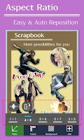 Screenshot of Scrapbook & Collage Maker