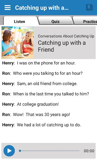 English Speaking Practice 1.1.6 Screenshots 4