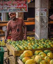 Photo: Pettah Market Colombo Sri Lanka
