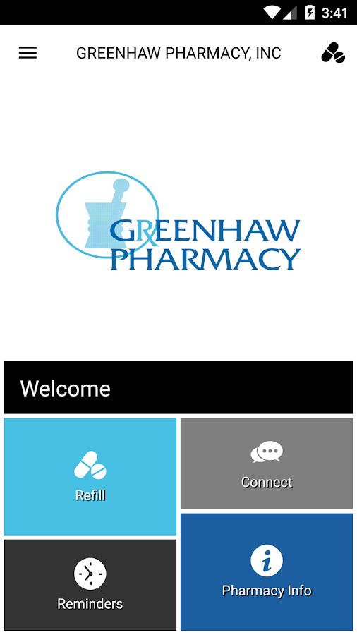 Greenhaw Pharmacy- screenshot