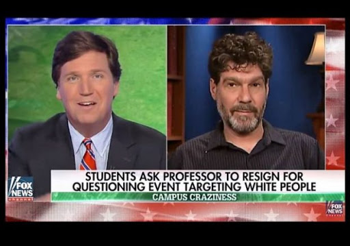Leftist professor at Evergreen State College faces discipline for displeasing leftist students
