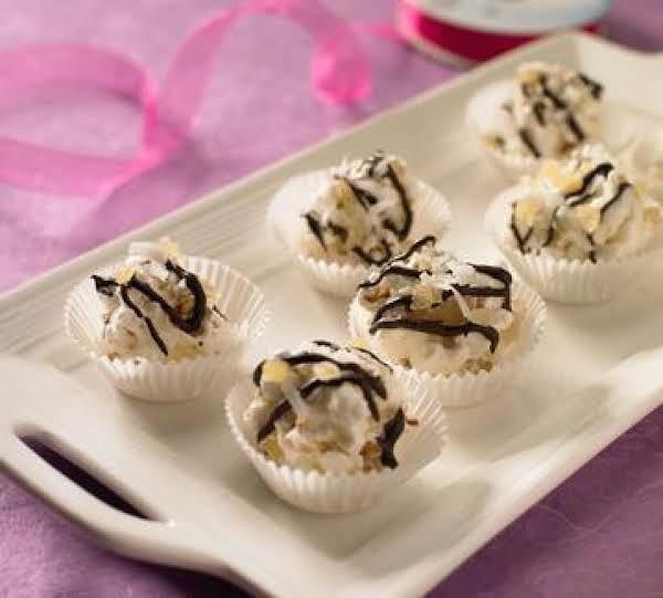 Coconut-ginger Popcorn Truffles Recipe