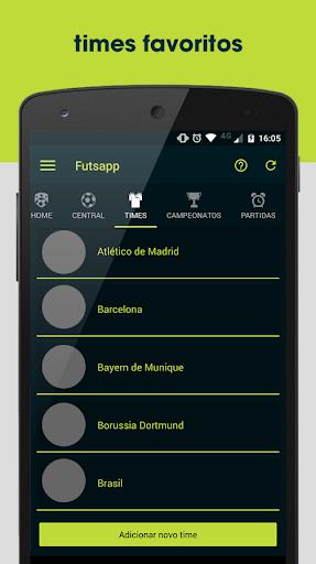 Futsapp - Resultados Online screenshot 5
