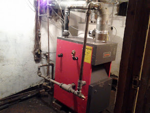 Photo: Another Steam Boiler and Water Heater from Hurrican Sandy.