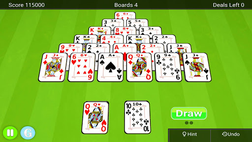 Pyramid Solitaire 3D Ultimate 1.2.3 screenshots 17