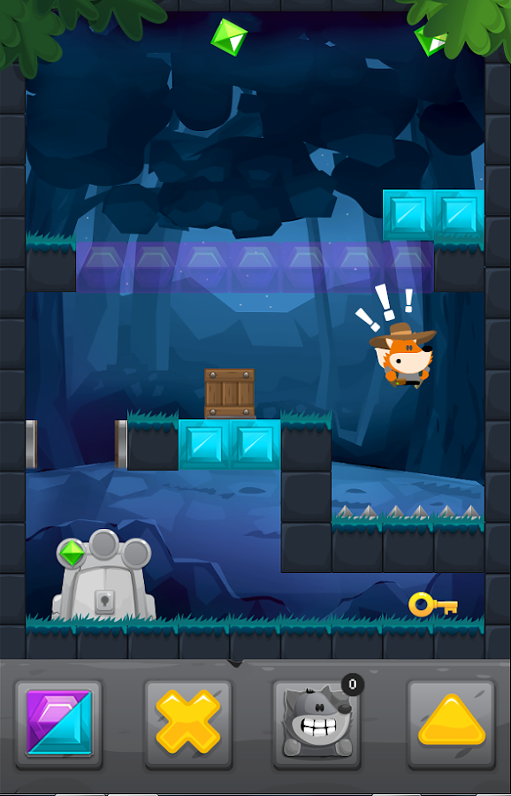 Fox Adventurer- screenshot