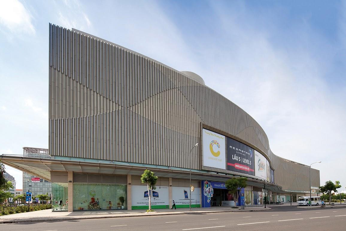 Crescent Mall - Phú Mỹ Hưng