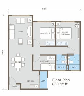Acacia Residences, Salak Perdana - Serviced apartment Freehold baru bawah RM300K 5