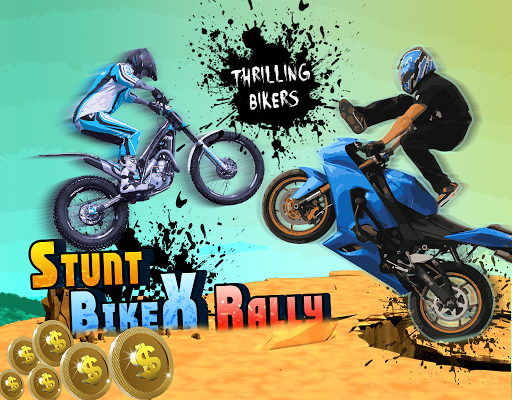 Stunt BikeX Rally Pro