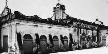 Photo: Portuguese church -George town