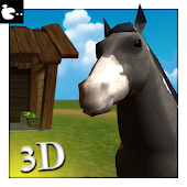 Horse Simulator 3D Animal 3D
