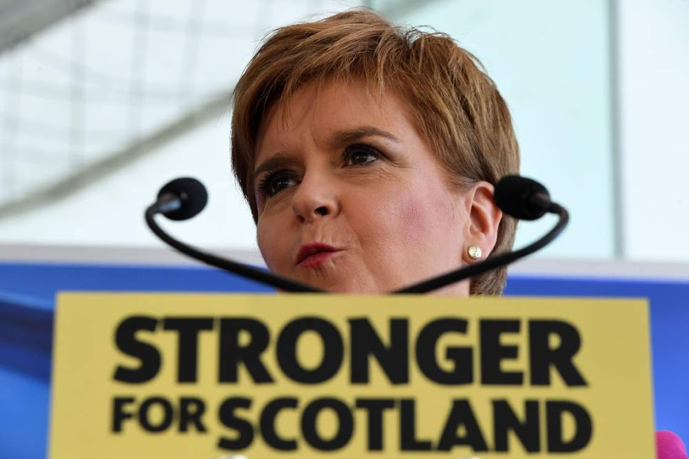 Scottish leader is planning to 'escape Brexit', angering Boris