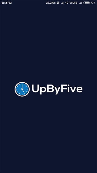 UpByFive- screenshot