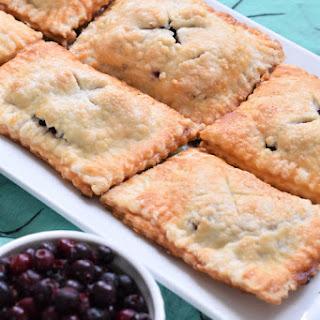 Saskatoon Berry Hand Pies Recipe