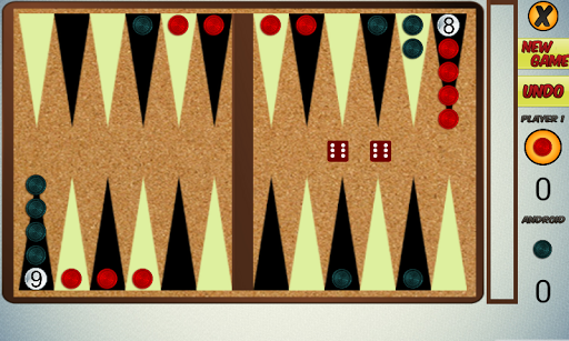 Long Backgammon Narde
