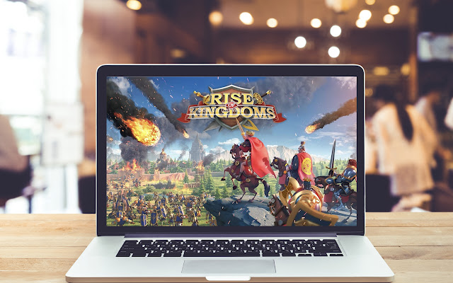 Rise Of Kingdoms HD Wallpapers Game Theme