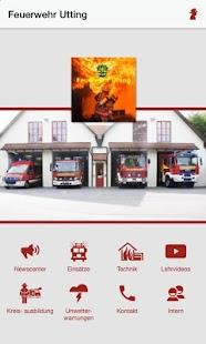 Feuerwehr Utting - náhled